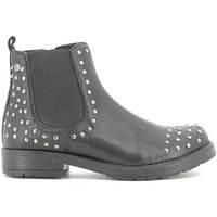 Zapatos Niños Botas de caña baja Holalà HL120005L Negro