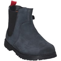 Zapatos Niño Botas de caña baja Grunland PP0375 Azul