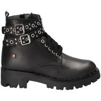 Zapatos Niños Botas de caña baja Melania ME2630D8I.A Negro