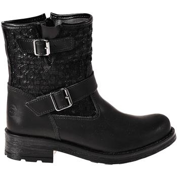 Zapatos Hombre Botas de caña baja Melania ME6808F8I.Z Negro