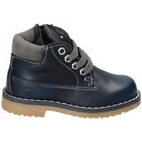 Zapatos Niños Botas de caña baja Melania ME1628B8I.C Azul