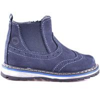 Zapatos Niños Botas de caña baja Melania ME1603B8I.D Azul