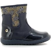 Zapatos Niños Botas de agua Melania ME1127B6I.B Azul
