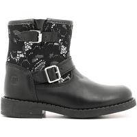 Zapatos Mujer Botas de caña baja Melania ME2171D6I.B Negro