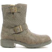 Zapatos Niños Botas de caña baja NeroGiardini A632010F Marrón