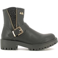 Zapatos Niños Botas de caña baja Lulu LL120008S Negro