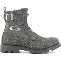 Zapatos Niños Botas de caña baja Alberto Guardiani GK22803G Marrón