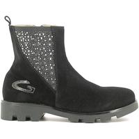 Zapatos Niños Botas de caña baja Alberto Guardiani GK22804G Negro