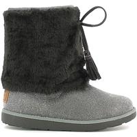 Zapatos Niños Botas de caña baja Wrangler WG16209K Negro