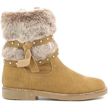 Zapatos Niños Botas de nieve Naurora NA-640 Beige