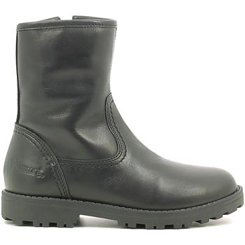 Zapatos Niños Botas de caña baja Naurora NA-540 Negro