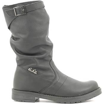 Zapatos Niños Botas urbanas Lulu LL1000017L Negro