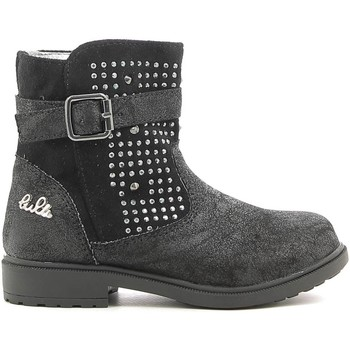 Zapatos Niños Botas de caña baja Lulu LL140006S Negro