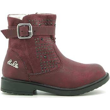 Zapatos Niños Botas de caña baja Lulu LL140006S Rojo