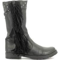 Zapatos Niños Botas de caña baja Holalà HL120011L Negro