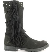 Zapatos Niños Botas de caña baja Holalà HL120012L Negro