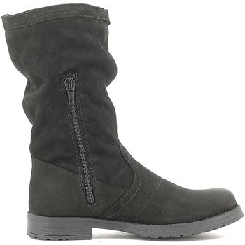 Zapatos Niños Botas de caña baja Lulu LL1000017L Negro