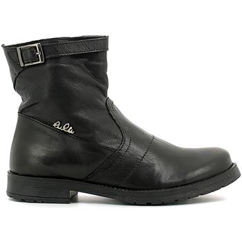 Zapatos Niños Botas de caña baja Lulu LL1000019L Negro