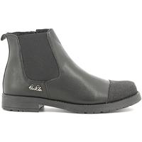 Zapatos Niños Botas de caña baja Lulu LL100022L Negro