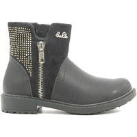 Zapatos Niños Botas de caña baja Lulu LL110016S Negro