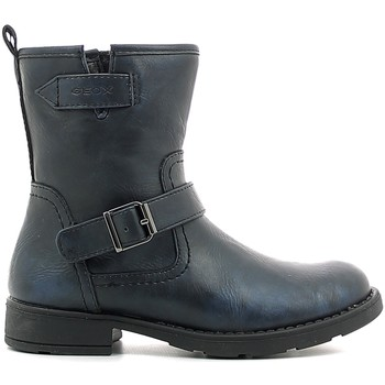Zapatos Niños Botas de caña baja Geox J54D3K 000PT Azul
