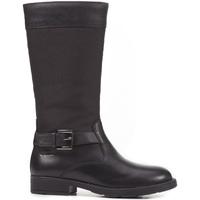 Zapatos Niños Botas urbanas Geox J64A2A 043FU Negro