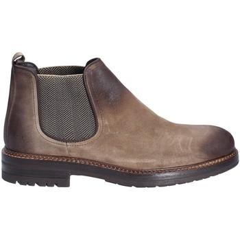 Zapatos Hombre Botas de caña baja Exton 695 Marrón