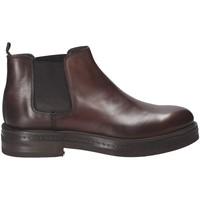 Zapatos Hombre Botas de caña baja Rogers 456_2 Marrón