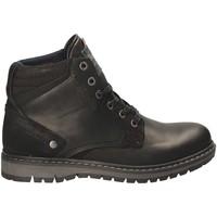Zapatos Hombre Botas de caña baja Wrangler WM172015 Negro