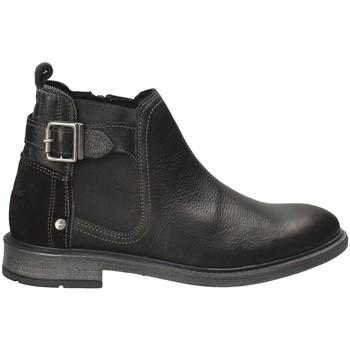 Zapatos Hombre Botas de caña baja Wrangler WM172062 Negro