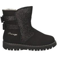 Zapatos Niños Botas de caña baja Primigi 8522 Negro