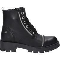 Zapatos Niños Botas de caña baja Melania ME6173F7I.A Negro