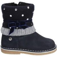 Zapatos Niños Botas de caña baja Melania ME1013B7I.C Azul