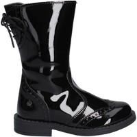Zapatos Niños Botas de caña baja Melania ME2009D7I.A Negro