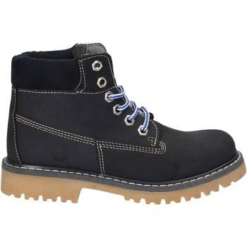 Zapatos Niños Botas de caña baja Melania ME6020F7I.C Azul