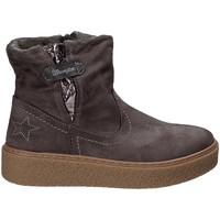 Zapatos Niños Botas de caña baja Wrangler WG17235 Gris