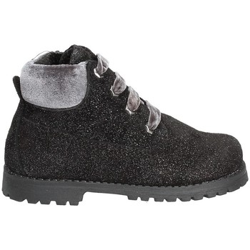 Zapatos Niños Botas de caña baja Grunland PP326 Negro