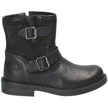 Zapatos Niños Botas de caña baja Melania ME1005B7I.B Negro
