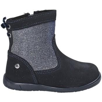 Zapatos Niños Botas de caña baja Melania ME1032B7I.B Azul