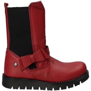 Zapatos Niños Botas de caña baja Melania ME2102D7I.C Rojo