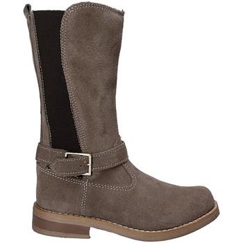 Zapatos Niños Botas de caña baja Melania ME2111D7I.C Marrón