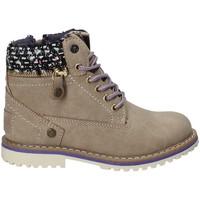 Zapatos Niños Botas de caña baja Wrangler WG17230 Gris