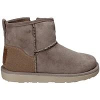 Zapatos Niños Botas de caña baja Wrangler WG17251 Gris