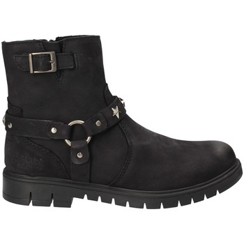 Zapatos Niños Botas de caña baja Holalà HL140013L Negro