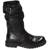Zapatos Niños Botas de caña baja Holalà HL140019L Negro