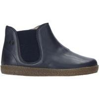 Zapatos Niños Botas de caña baja Falcotto 2501532 01 Azul