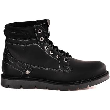 Zapatos Hombre Botas de caña baja Wrangler WM182011 Negro