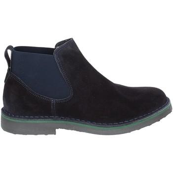 Zapatos Hombre Botas de caña baja Rogers 20078 Azul