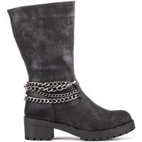 Zapatos Niños Botas de caña baja Lumberjack SG32007 004 S01 Negro