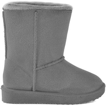 Zapatos Niños Botas de nieve Grunland DO0437 Gris